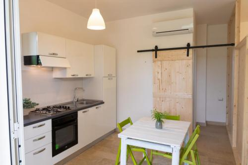 living-room / kitchen